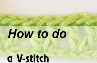 V-stitch - preview