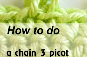 chain 3 picot - preview