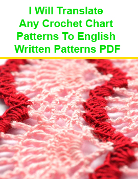 Translate Any Crochet Patterns