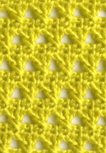 advanced green lace pattern - preview