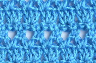 blue lace pattern - preview