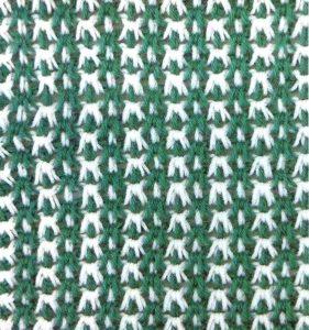 ocean wave tunisian crochet pattern - photo