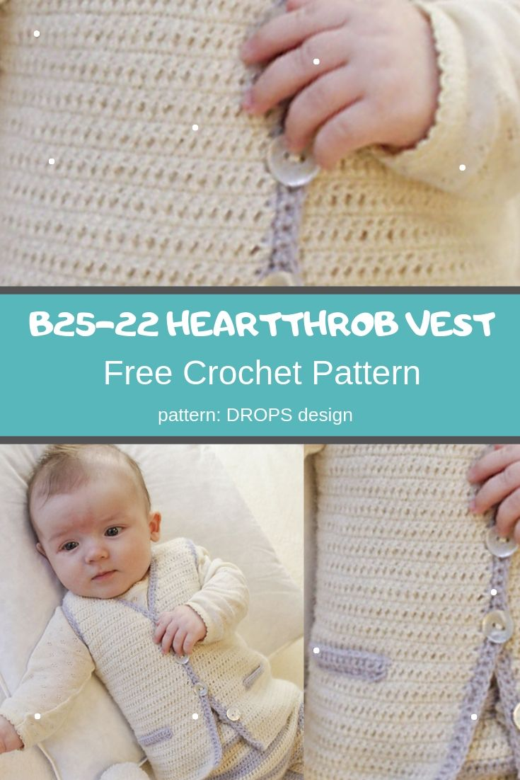 B25-22 heartthrob vest