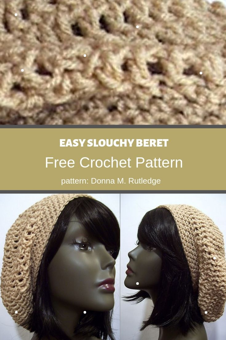 easy slouchy beret