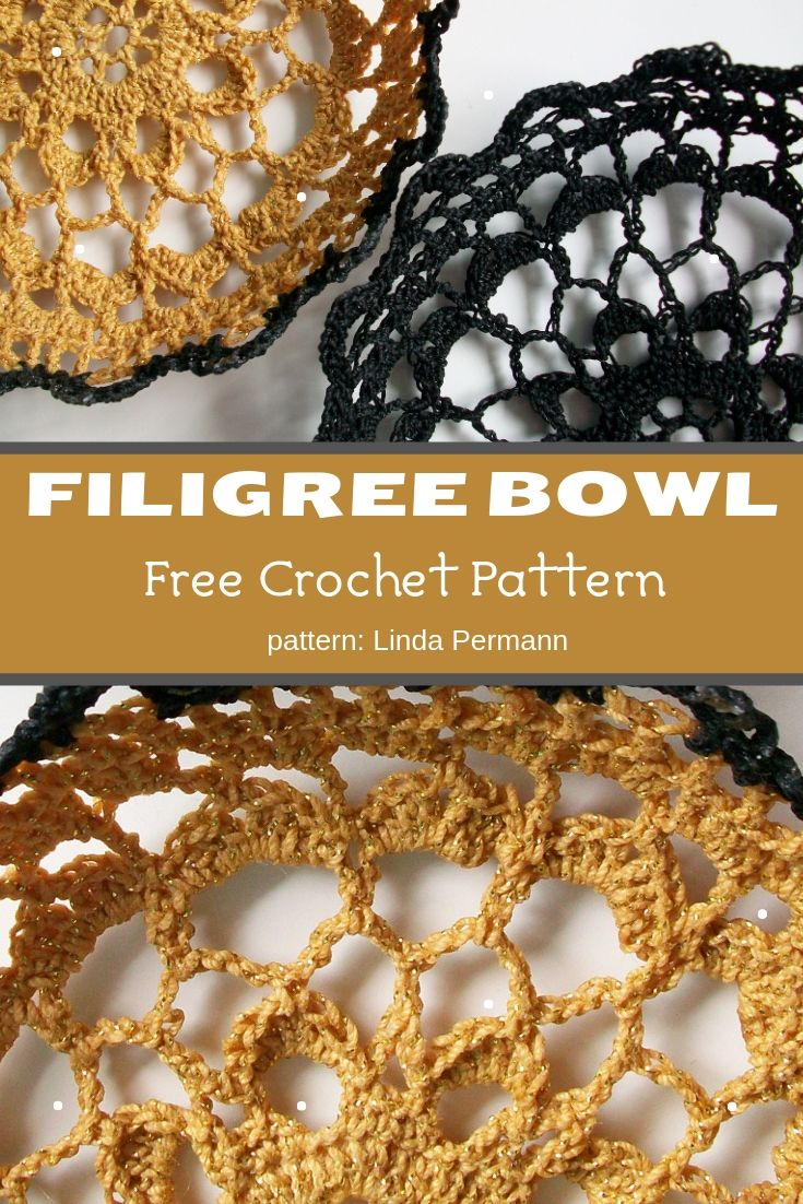 filigree bowl - photo