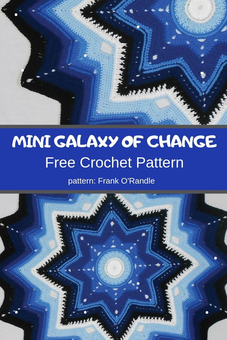 mini galaxy of change