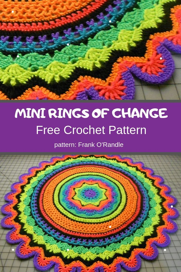 mini rings of change