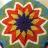 pinwheel pillow photo