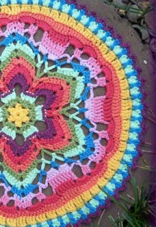 starflower mandala preview