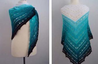 bruinen scarf crochet pattern