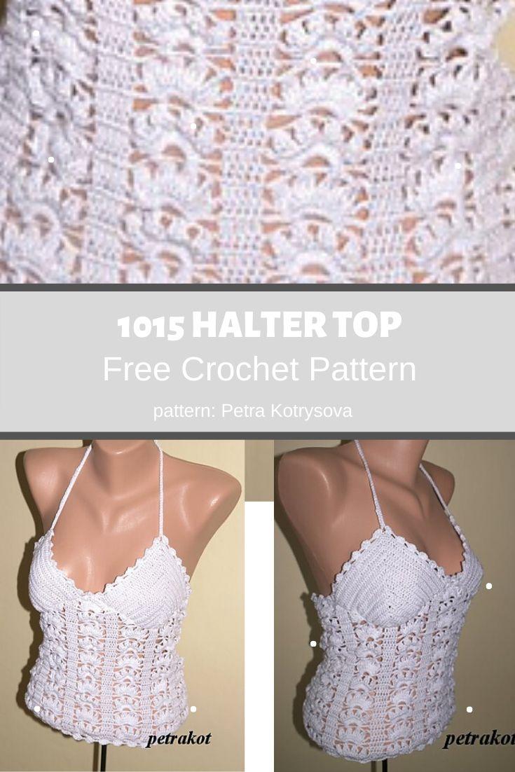 1015 Halter Top
