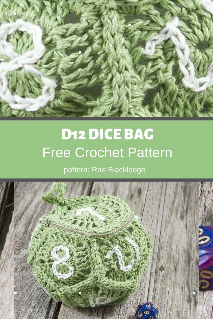 D12 Dice Bag