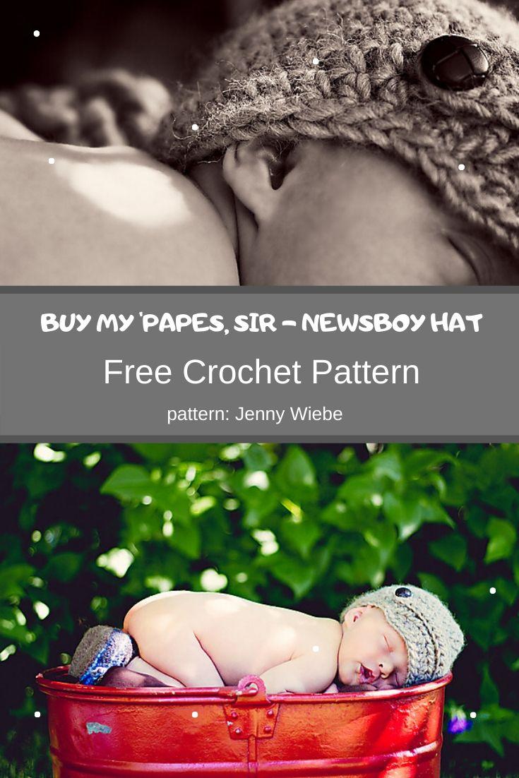 Sir Newsboy Hat