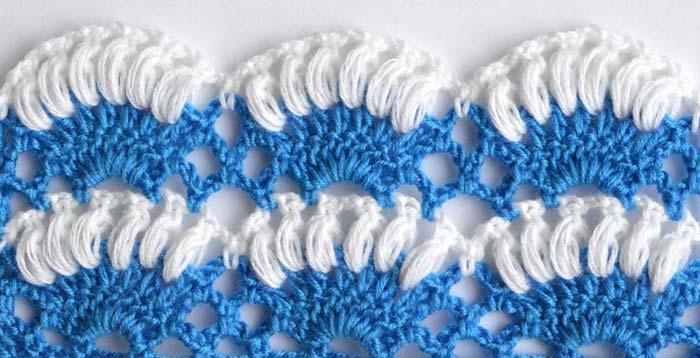beautiful lace crochet pattern